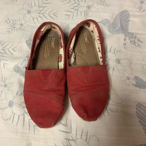 Classic Canvas Slip-On TOMS